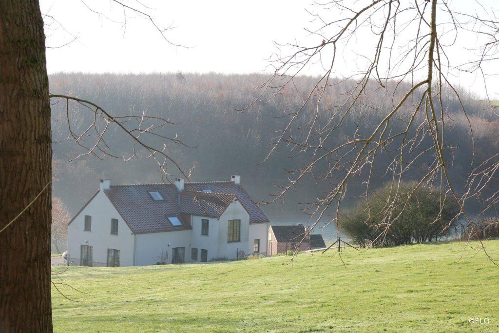 Maison en pleine nature